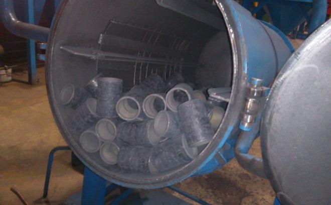 Термодиффузионное цинкование изделий оптом